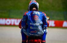 MotoGP Jerman 2021, Hal Ini Menjadi Musuh Terbesar Alex Rins Sekarang