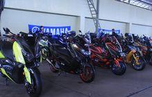 Serunya Yamaha Motor Show Palembang, Ada Lomba Modifikasi dan Top Model