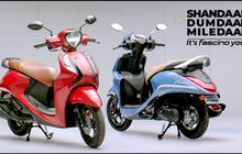 Yamaha Luncurkan Motor Matic Baru 125 cc Adik NMAX Irit Bensin Usung Teknologi Hybrid
