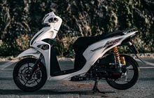 Saudara Honda Spacy Dapat Modifikasi Mewah, Jadi Sporty Plus Hedon!
