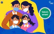 Awas Ketinggalan Bro! Ini Link dan Cara Daftar Vaksinasi Umur 18 Tahun ke Atas di Jakarta