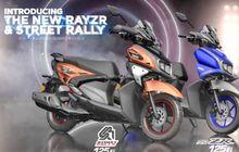 Diam-Diam Motor Matic Baru Yamaha Meluncur, Mirip X-Ride 125 Nih!
