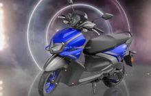 Motor Matic Baru Yamaha Siap Meluncur, Dibekali Mesin 125 cc  Hybrid