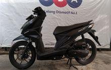 Wuih Honda BeAT Terbaru Dilelang Murah, Surat Komplit Pajak Panjang