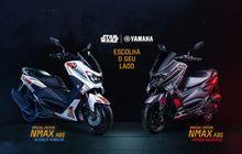 Dirilis Yamaha NMAX Edisi Star Wars, Pakai Grafis Spesial Harga Segini