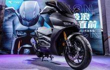 Motor Baru Saingan Yamaha XMAX, Mesin Jumbo Harganya Bikin Penasaran