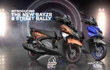 Yamaha Rilis Motor Matic Baru Saudara X-Ride, Mesin 125 cc Hybrid, Harga?