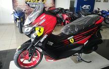 Yamaha All New NMAX 155 Udah Keren Dari Dealer Nganjuk, Buruan Sikat