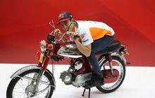 Gak Nyangka, Motor yang Dinaiki Marc Marquez Ini Punya Sejarah di Indonesia