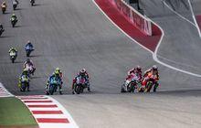 Test Rider Suzuki Ungkap Alasan Kenapa Pembalap MotoGP Doyan Julurin Kaki Pas Lagi Ngerem
