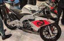 Wuih! Motor Sport Aprilia RS150 yang Harganya Lebih Murah dari Yamaha All New NMAX 155 Bakal Masuk Indonesia?