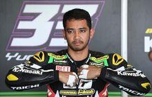 Waduh, Kenapa Nih Pembalap Andalan Indonesia Ahmad Yudhistira Resmi Pensiun dari Dunia Balap Motor