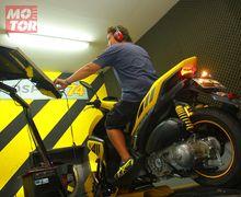Upgrade Performa Yamaha Aerox 155 VVA, Naik 3 HP. Sadis..