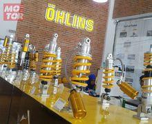 Luar Biasah! Penjualan Sokbreker Ohlins di Indonesia Angkanya Bikin Melongo Bros..