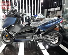 Mantap Jiwa! Yamaha TMAX DX Dilengkapi Fitur Mobil, Cara Kerjanya Seperti Ini