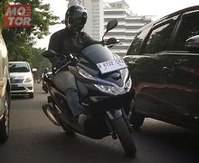 Terbukti! Honda PCX Hybrid Memang Lebih Irit Daripada All New Honda PCX 150, Lihat Nih Hasilnya