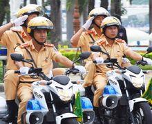 Kocak Banget, Bukan Razia Tapi Begini Cara Polisi di Vietnam Tangkap Pembalap Liar