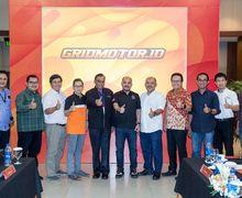 Meriah, Diskusi Tentang Industri Motor dan Launching GridMotor.id