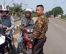 Viral, Polisi Gadungan Gentayangan dan Palak Pemotor Rp 200 Ribu, Warga Ketakutan