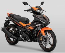 Pilihan Warna Yamaha MX King 150 2019, Kids Zaman Now Banget