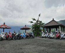 Asyiknya Touring Iconic Ride, Berburu Tempat Ikonik di Bali dan Jateng