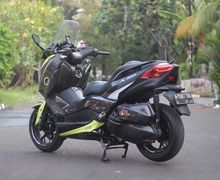 Bikin Keok Motor Sport, Yamaha XMAX Ini Bore-up Sampai 335 cc!