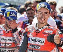 Siap Berpisah, Jorge Lorenzo Kembali Terlibat Keributan dengan Andrea Dovizioso