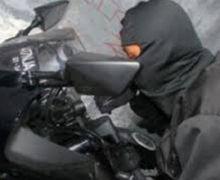 Koplak Banget, Maling Motor Bawa Motor Curian Menggunakan Angkot