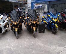 Lagi Rame Nih, Kredit Motor Yamaha NMAX Predator Harga Murah Bodi Full Aksesoris