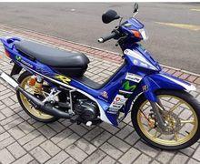 Seharga Booking Artis Motor-motor Yamaha F1Z-R Ini Akan Dijual