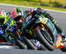 Johann Zarco Sukses Bikin Kru Yamaha Pusing Terkait Anjloknya Performa Valentino Rossi