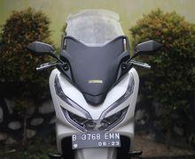 Trend Windshield ala Forza di Motor Honda PCX 150, Segini Biayanya