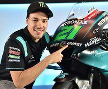 Motor Sama Dengan Rossi, Morbidelli Gak Takut Ngalahin Gurunya