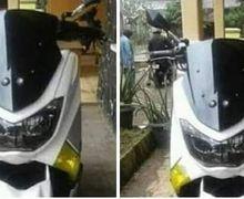 Motor Yamaha NMAX Dijual Cuma Rp 8 Jutaan Bikin Geger, Kok Seperti Ada yang Aneh...