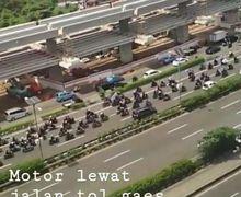 Ratusan Buruh Demo Terobos Jalan Tol Kenapa Gak Dicegah? Humas Jasa Marga Bilang Begini