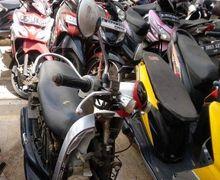Sebelum Hancurkan Motor Kekasihnya, Pemotor yang Ditangkap Polisi Sempat Bilang Begini