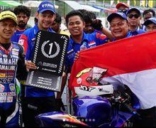 Ngeri! Mantan Pembalap Moto2, Rafid Topan Akan Balap di 2 Tim Yang Berbeda Tahun Ini