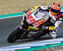 Hebat, Tim Moto2 Yang 'Berasal' Dari  Indonesia Jadi Terkencang