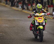 Pakai Spare Part Yamaha Jupiter Z, Honda BeAT Jadi Raja di Event Road Race