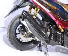 Ubah Ban Motor Matic Jadi Lebih Gede Bisa Bikin Beberapa Komponen Cepet Rusak