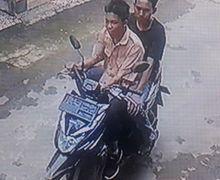 Tertangkap Jelas Wajah Maling Motor Di Kamera CCTV Belum Terungkap Polisi