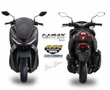 Peluncuran Yamaha NMAX Facelift 2019 Tinggal Tunggu Waktu, Harganya Lebih Mahal Rp 400 Ribuan