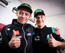 Terang-terangan Valentino Rossi Bongkar Rahasia Tim Satelit Yamaha MotoGP Lebih Kencang
