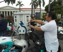 Siapkan 1.143 SPLU di Jakarta, PLN Serius Mendukung Motor Listrik,