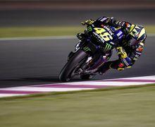 Dasar Valentino Rossi, Buka Rahasia Bisa Bagus di MotoGP Qatar