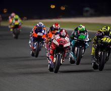 Luar Biasa! Gara-gara Stiker Ini, Valentino Rossi Ganas di MotoGP Qatar