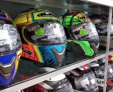 Jangan Sampai Ketipu, Tonton Dulu Video Trik Membeli Helm Bermerek Kondisi Seken