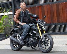 Bocoran, Begini Rasanya Motor Yamaha MT-15, Gak Cuma Modal Tampang Aja