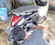 Waspada! Mencuci Motor Saat Kondisi Mesin Masih Panas Ternyata Banyak Ruginya