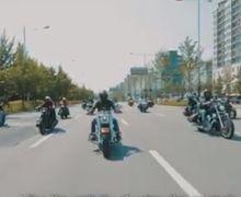 Tabrak Warga Sampai Meninggal di Kebumen, Ini Alasan Konvoi Harley-Davidson Sering Dikawal Polisi